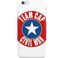 Team Cap iPhone Case/Skin