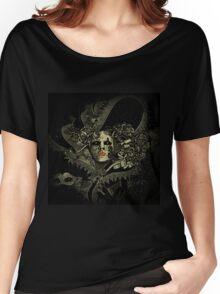 Venetian alien Women's Relaxed Fit T-Shirt
