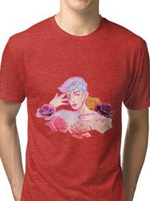 Rohan Kishibe Tri-blend T-Shirt
