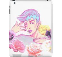 Rohan Kishibe iPad Case/Skin
