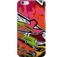 Graffiti Vector Design  iPhone Case/Skin
