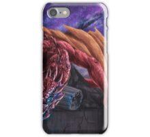 Red Wyvern iPhone Case/Skin