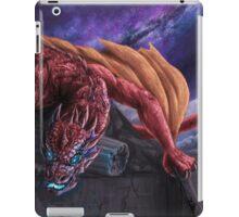 Red Wyvern iPad Case/Skin