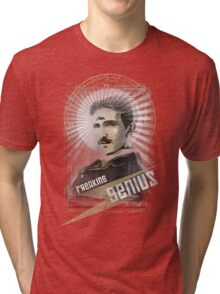 Tesla t-shirt Tri-blend T-Shirt