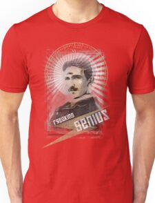 Tesla t-shirt Unisex T-Shirt