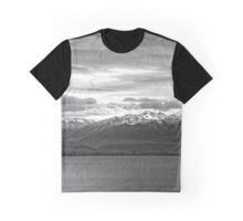 A winter morning Graphic T-Shirt