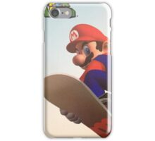 mario 2 iPhone Case/Skin