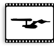 Star Trek Enterprise Canvas Print