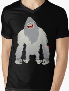 Yeti Mens V-Neck T-Shirt