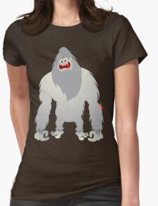 Yeti Womens Fitted T-Shirt