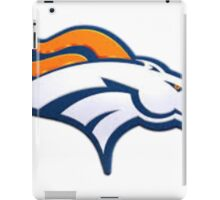 Denver Broncos iPad Case/Skin