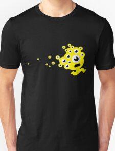 RUNNING EYES Unisex T-Shirt