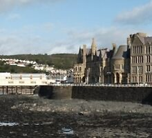The Day Aberystwyth Stood Still by Yampimon