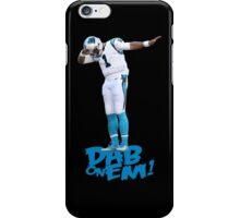 Cam Newton 2 iPhone Case/Skin