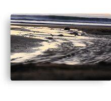 Across The Sands Canvas Print