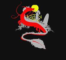 The Little Girl And The Dragon Funny Men's Tshirt T-Shirt