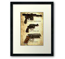 Ford's Guns Framed Print