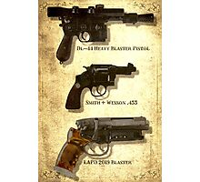 Ford's Guns Photographic Print