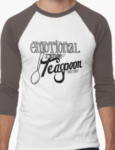 Emotional Range of a Teaspoon Men's Baseball ¾ T-Shirt