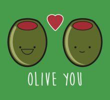 Olive You!  Baby Tee