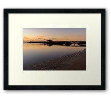 Fuerteventura Sunrise  Framed Print