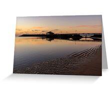 Fuerteventura Sunrise  Greeting Card