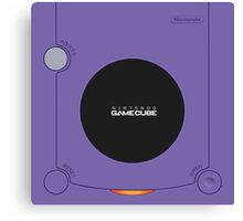 Nintendo gamecube Illustrations Canvas Print