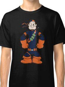 POPEYE THE TERMINATOR Classic T-Shirt
