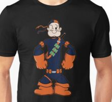 POPEYE THE TERMINATOR Unisex T-Shirt