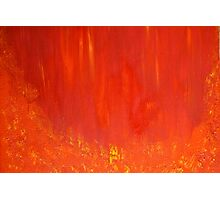 Firefall Photographic Print