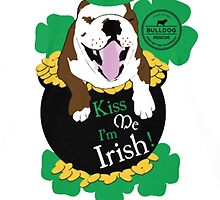 Kiss me I'm Irish by HotTShirts