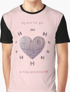 The Love Star Graphic T-Shirt