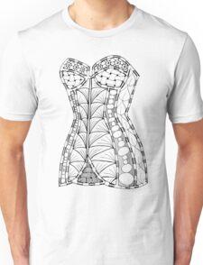 Corset #1 Unisex T-Shirt
