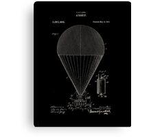 Airship Patent 1913 Canvas Print