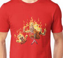 Shaolin and Monkey Unisex T-Shirt