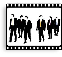 Reservoir Dogs Film Cell Canvas Print