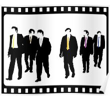 Reservoir Dogs Film Cell Poster