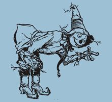 Scarecrow from Oz Baby Tee