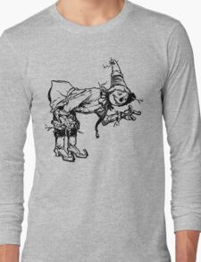 Scarecrow from Oz Long Sleeve T-Shirt