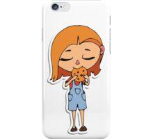Vector children set iPhone Case/Skin