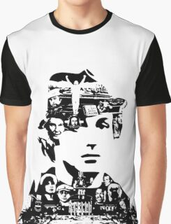 Rocky Tribute Graphic T-Shirt
