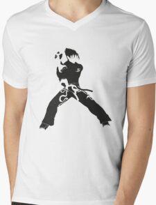 Jin Mens V-Neck T-Shirt