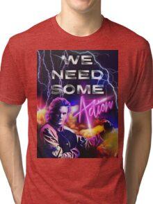 Action! Tri-blend T-Shirt