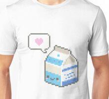 Kawaii milk carton Unisex T-Shirt