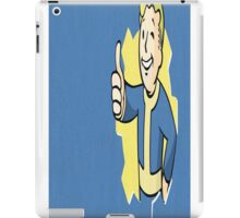 Follout nuka cola iPad Case/Skin