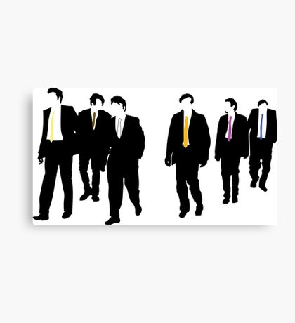 Reservoir Dogs Movie Canvas Print