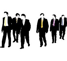 Reservoir Dogs Movie Photographic Print