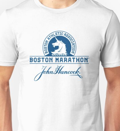 Boston Marathon Unisex T-Shirt