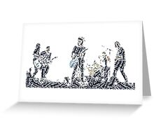 What if I say I'm not like the others? Greeting Card