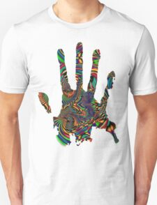 Psychedelic Touch Unisex T-Shirt